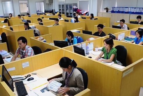 Công ty luật: Nhân viên hành chính lương nghìn đôla
