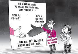 Công ty Luật Việt Phú- Giải quyết tranh chấp đất đai.