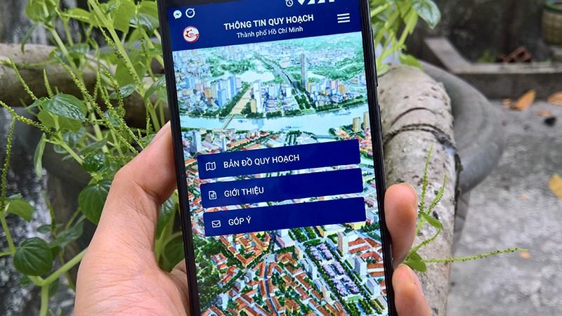 Hướng dẫn tra cứu quy hoạch đất đai ngay trên smartphone, máy tính