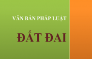 Luật Đất đai mới nhất và các văn bản hướng dẫn thi hành 2019