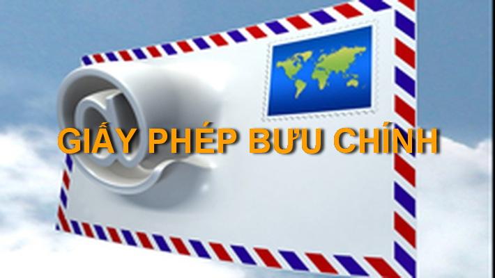 Dịch vụ xin cấp giấy phép hoạt động bưu chính