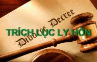 Dịch vụ trích lục ly hôn: Quyết định, bản án ly hôn