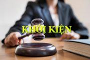 Quy định của pháp luật về quyền khởi kiện của đương sự là người chưa thành niên
